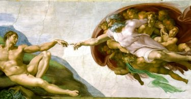 Michelangelo: Creation of Adam