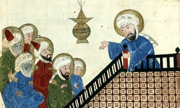 Mohammed the Prophet (Wikipedia)